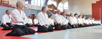 Aikido stage a Dax 40